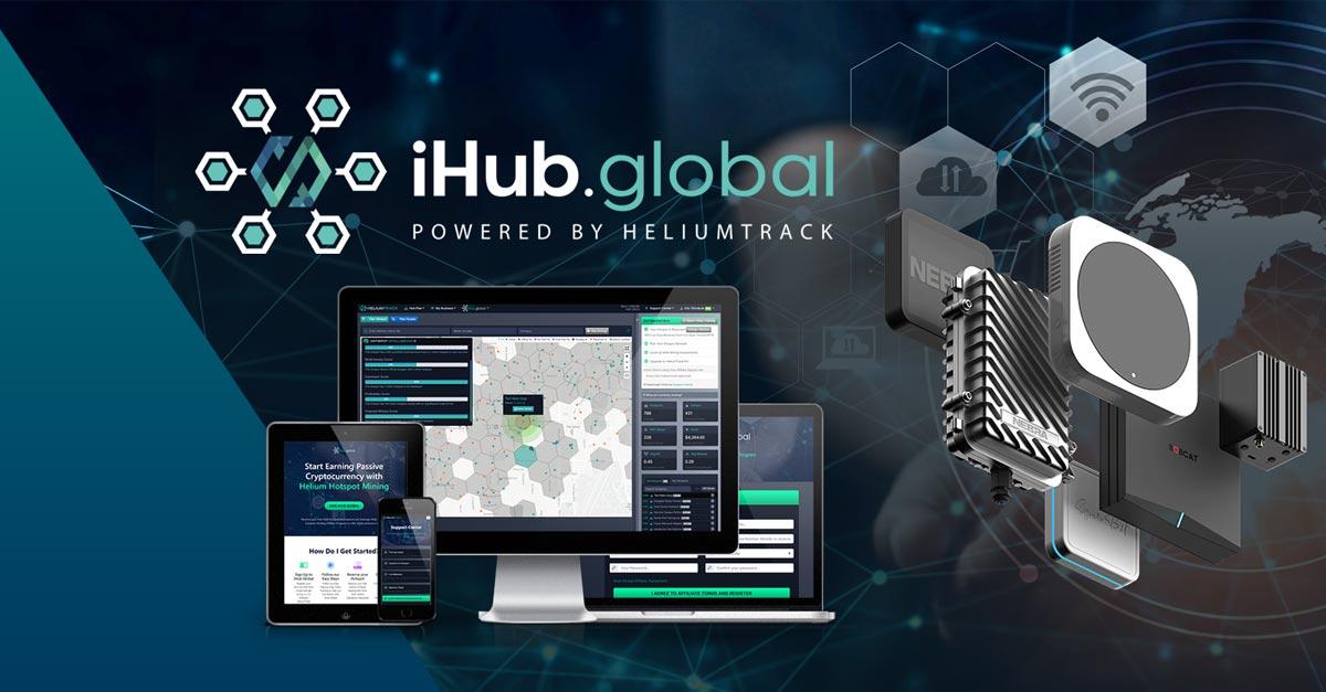 HeliumTrack | iHub Global